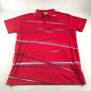 PUMA USP DRY Sports Lifestyle Polo Golf